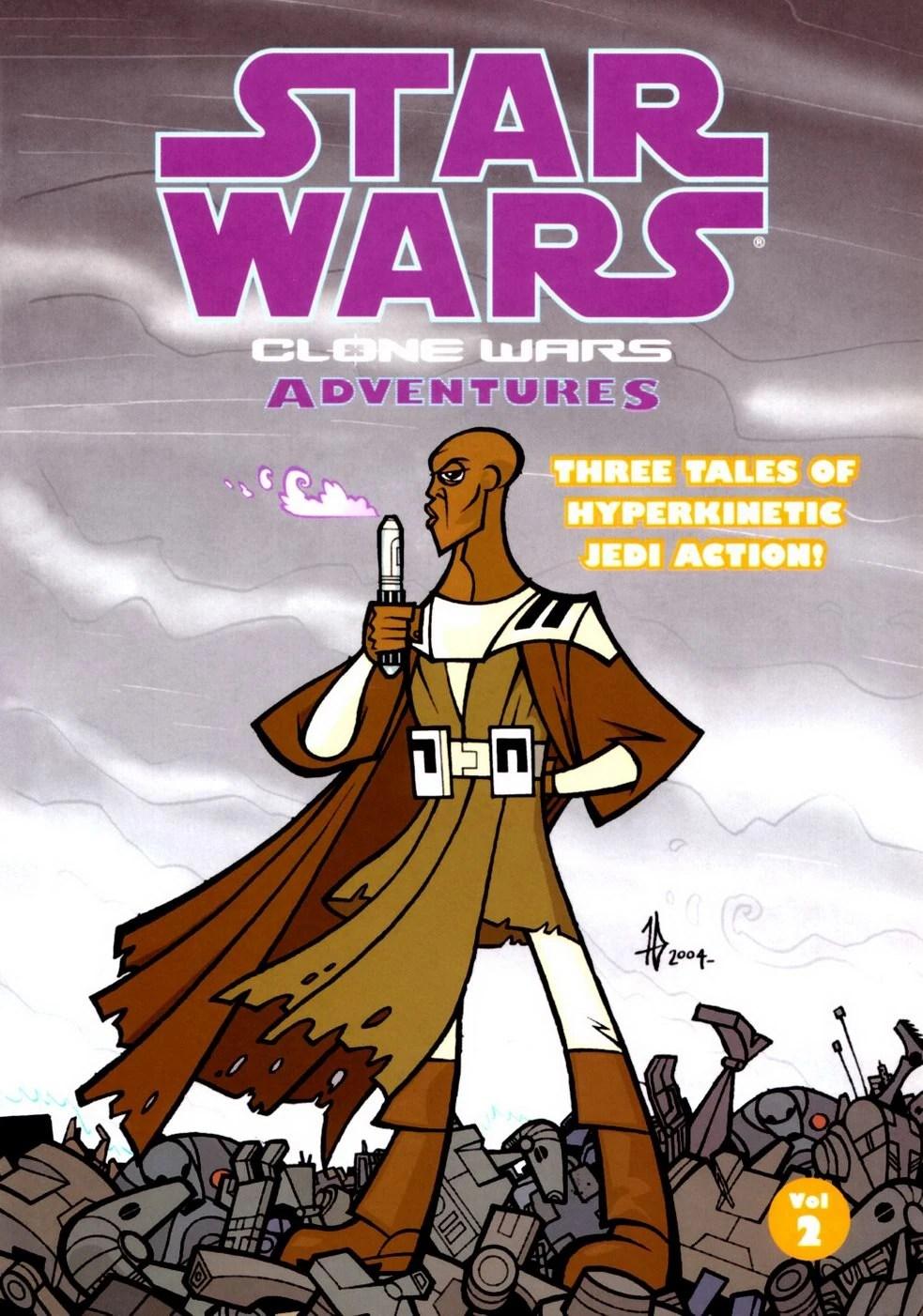 Star Wars Clone Wars Adventures Volume 2 - Wookieepedia