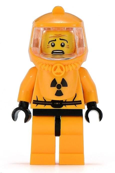 Hazmat Guy Brickipedia the LEGO Wiki