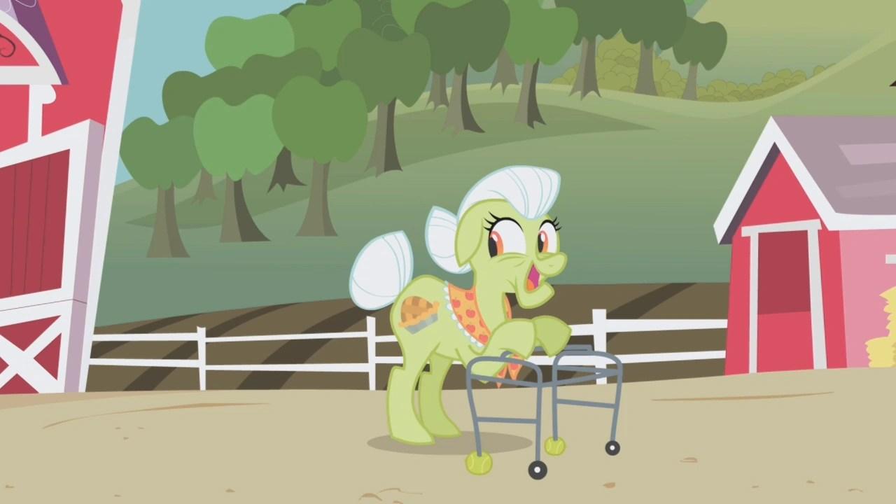 Granny Smith  My Little Pony Friendship is Magic Wiki