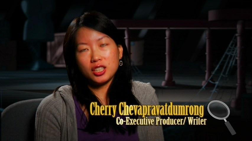 Cherry Chevapravatdumrong  Family Guy Wiki