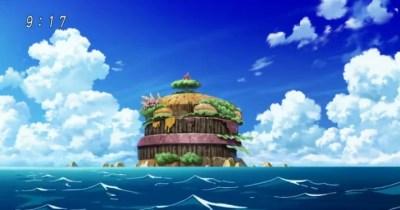 Megamori Island - Toriko Wiki
