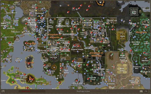 20+ Osrs Map Zoom Pictures and Ideas on Weric