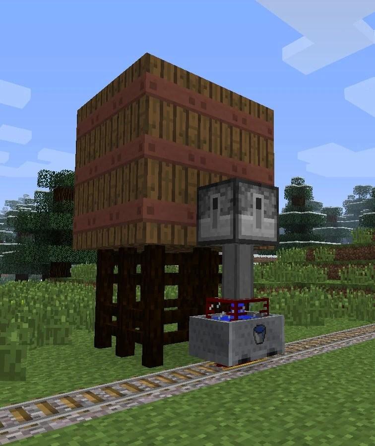 Water Tank Siding The Tekkit Classic Wiki