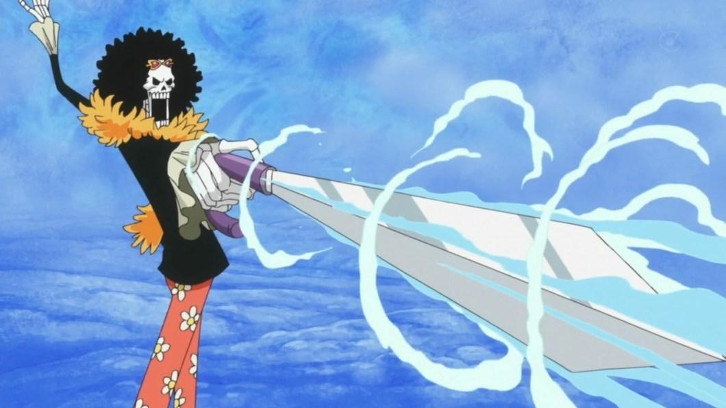 Brook adalah Mayat Hidup Romantis dari Manga One Piece
