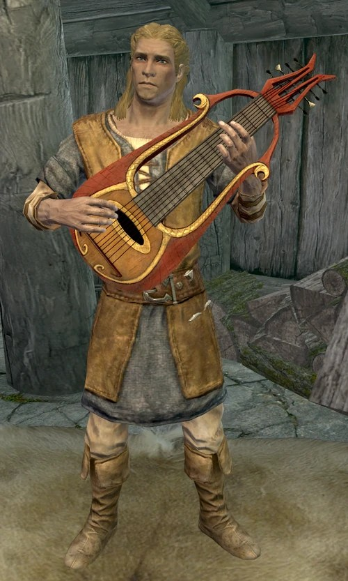 Bards Skyrim The Elder Scrolls Wiki