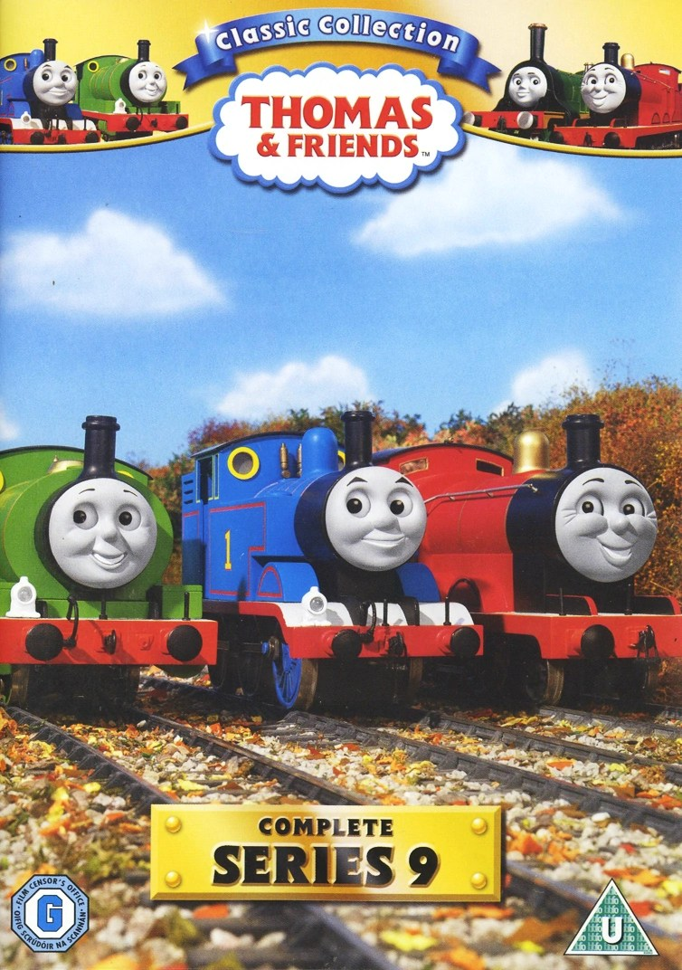 The Complete Ninth Series Thomas The Tank Engine Wikia