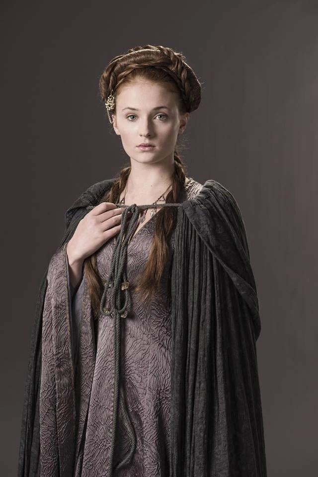 Sophie Turners Glorious Lush Hair Is So Sansa Stark  HuffPost Canada