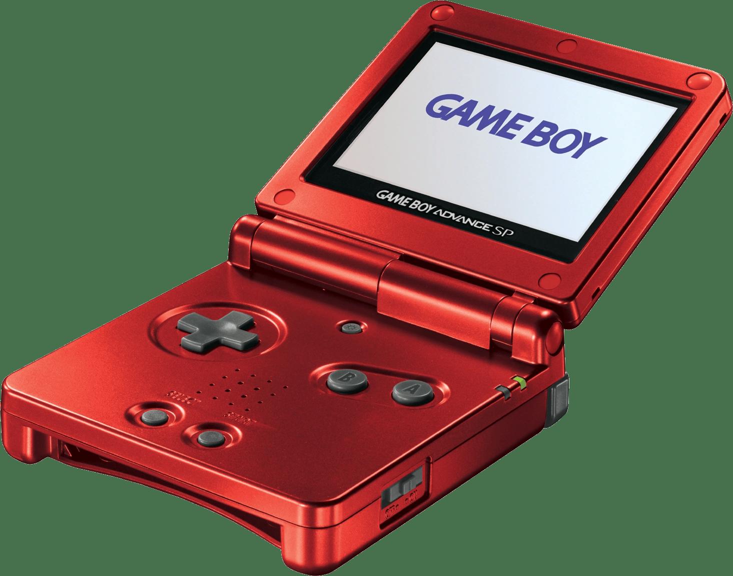 Game Boy Advance SP The Nintendo Wiki Wii Nintendo DS