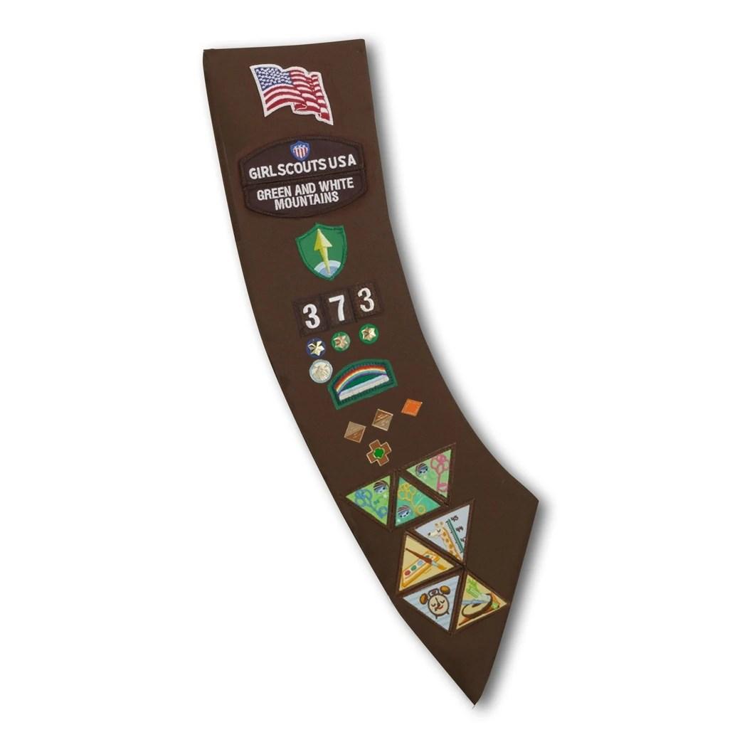 brownie sash diagram 2008 gsxr 600 wiring image girl scout jpg wiki
