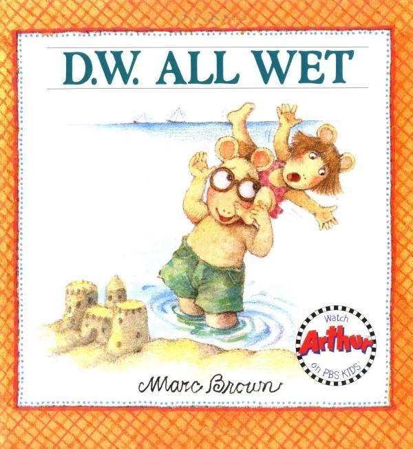 DW All Wet Book Arthur Wiki