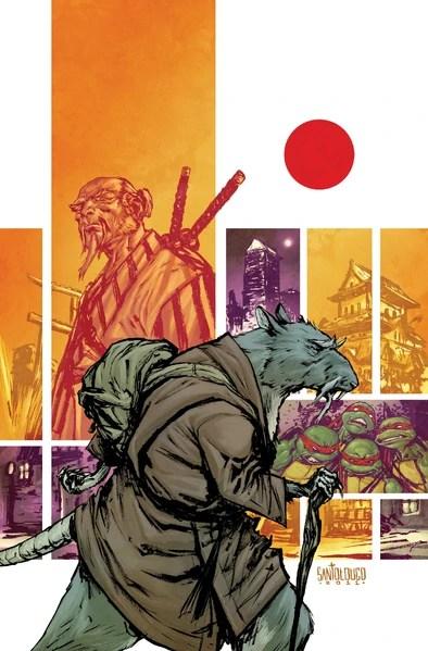 Splinter (IWD Comic Cover)