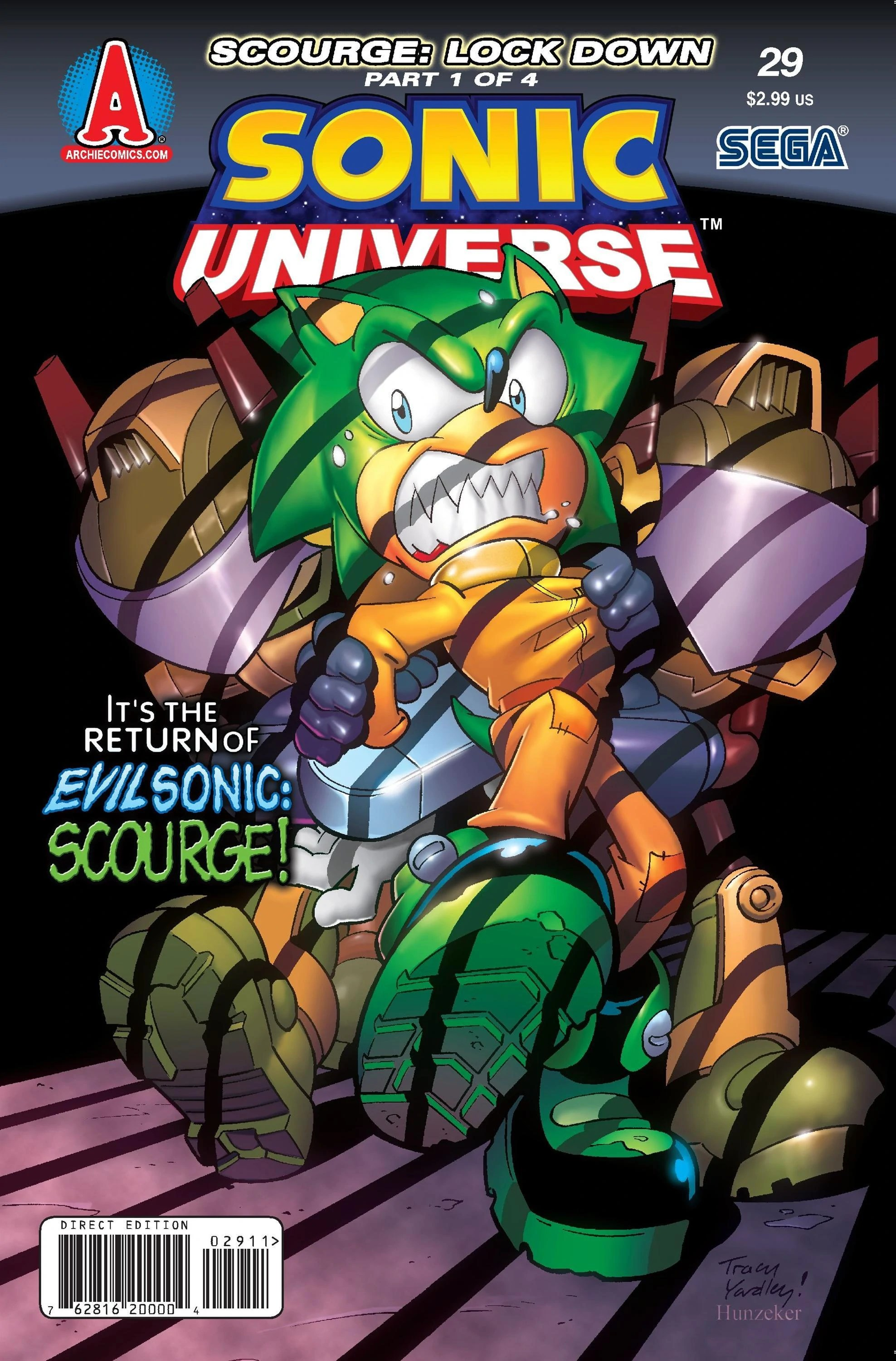 Fall Hedgehog Wallpaper Archie Sonic Universe Issue 29 Sonic News Network The