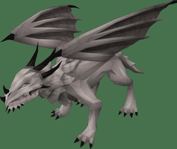 Black Dragon RuneScape