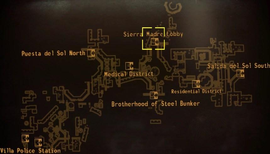 Sierra Madre Kasino Hotel  Fallout Wiki
