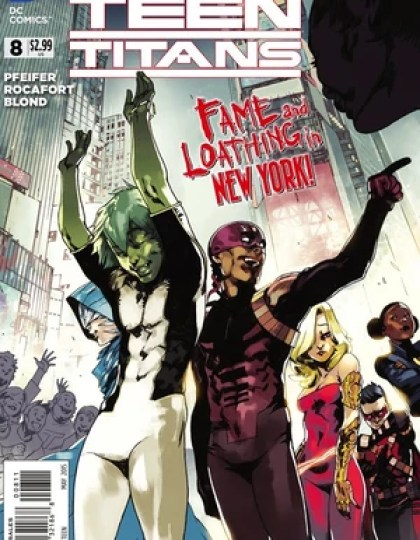 Teen Titans New 52 tome 8