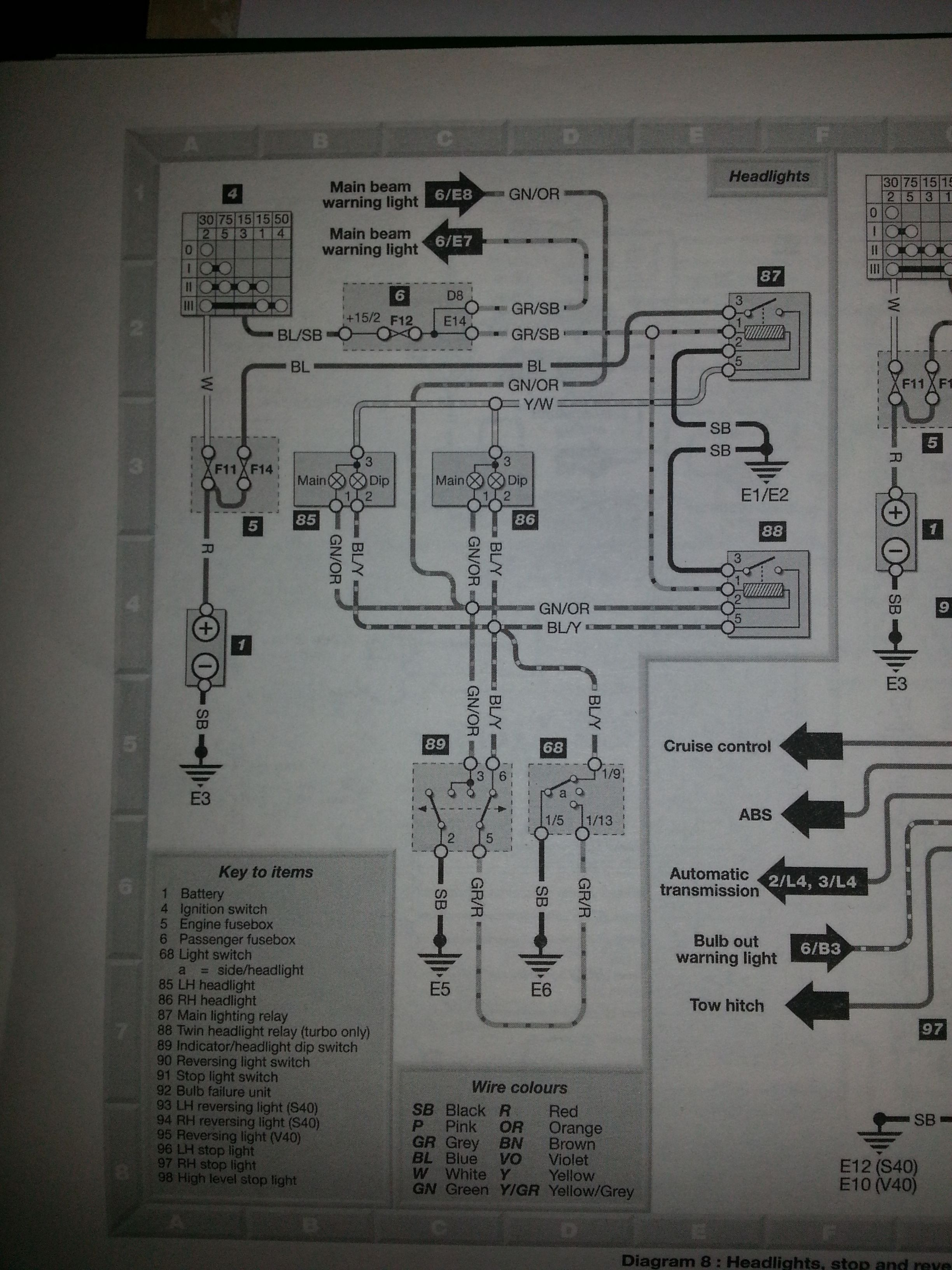 Posted In Automotive Wiring Cadillac Tagged Cadillac Circuit Diagrams