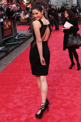 Gemma Arterton attends world premiere of Clash Of The Titans in London - Hot Celebs Home