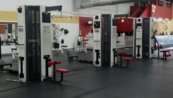 Cybex Modular 12 Stack Multi Station Jungle Gym