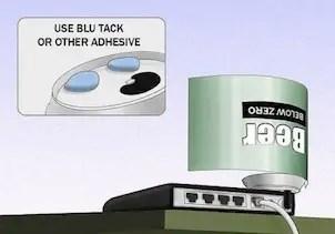 noticias Cómo aumentar la señal de wi-fi con una lata