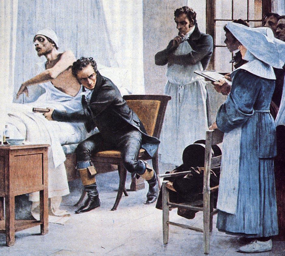 René-Théophile-Hyacinthe LAENNEC - Personnages - Pickture