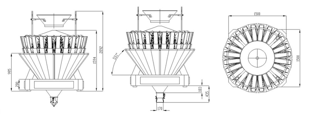 Find Small Multi Head Weigher Best Multihead Weigher From