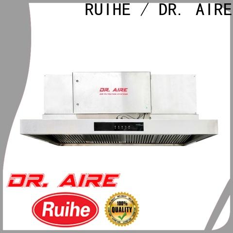latest kitchen exhaust system