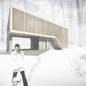 Diseño de Spora Architects para Paperhouses. Imagen cortesía de Paperhouses