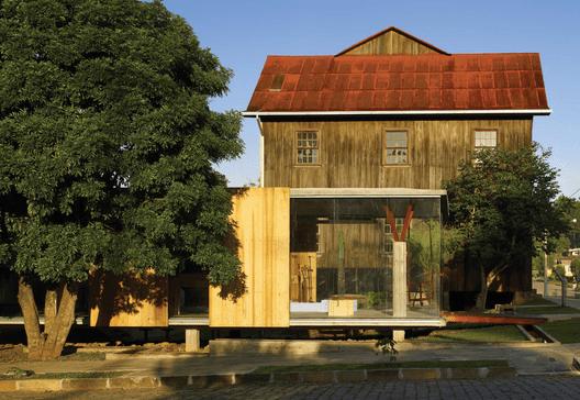 Museu do Pão - Moinho Colognese / Brasil Arquitetura. Image© Nelson Kon
