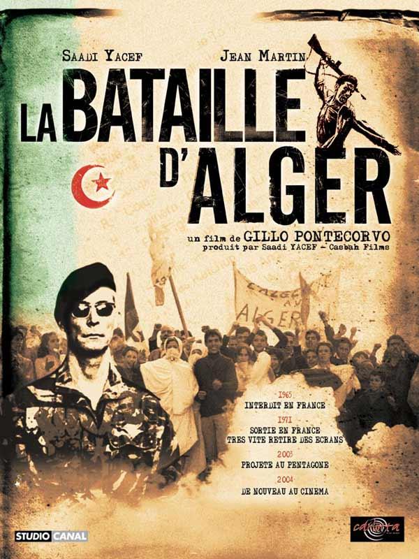 La Bataille d'Alger (Pontecorvo, 1957)