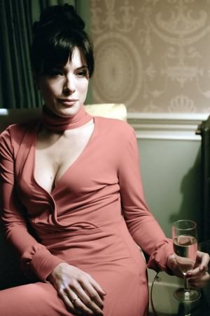 Jaime Murray from Dexter and Valentine