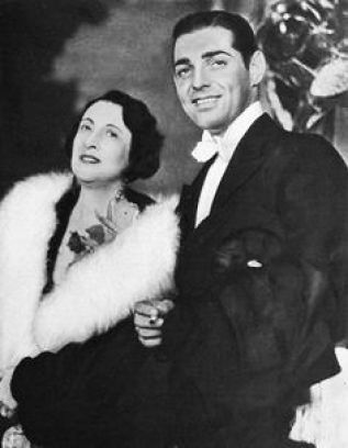 Image result for clark gable and ria langham