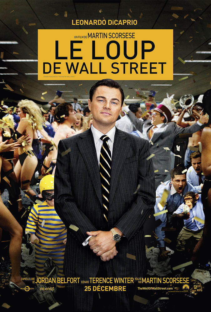 Le Loup De Wall Street Francais : street, francais, STREET, (2013), Cinoche.com