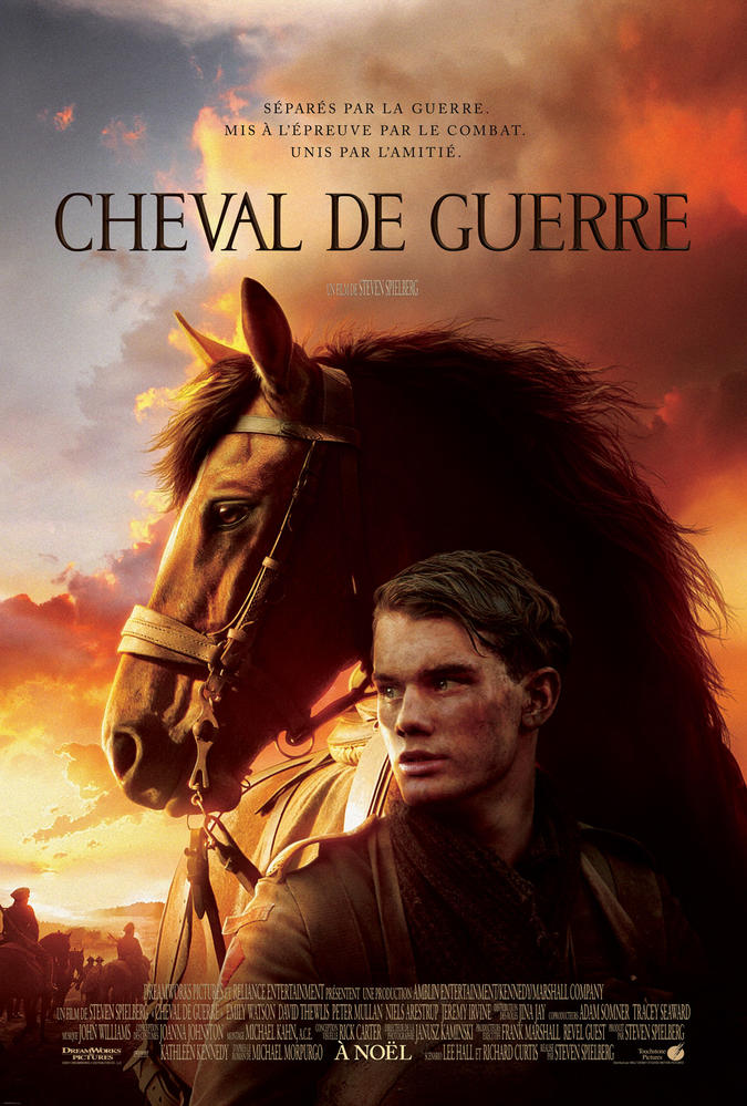Le Cheval De Guerre Film : cheval, guerre, CHEVAL, GUERRE, (2011), Cinoche.com