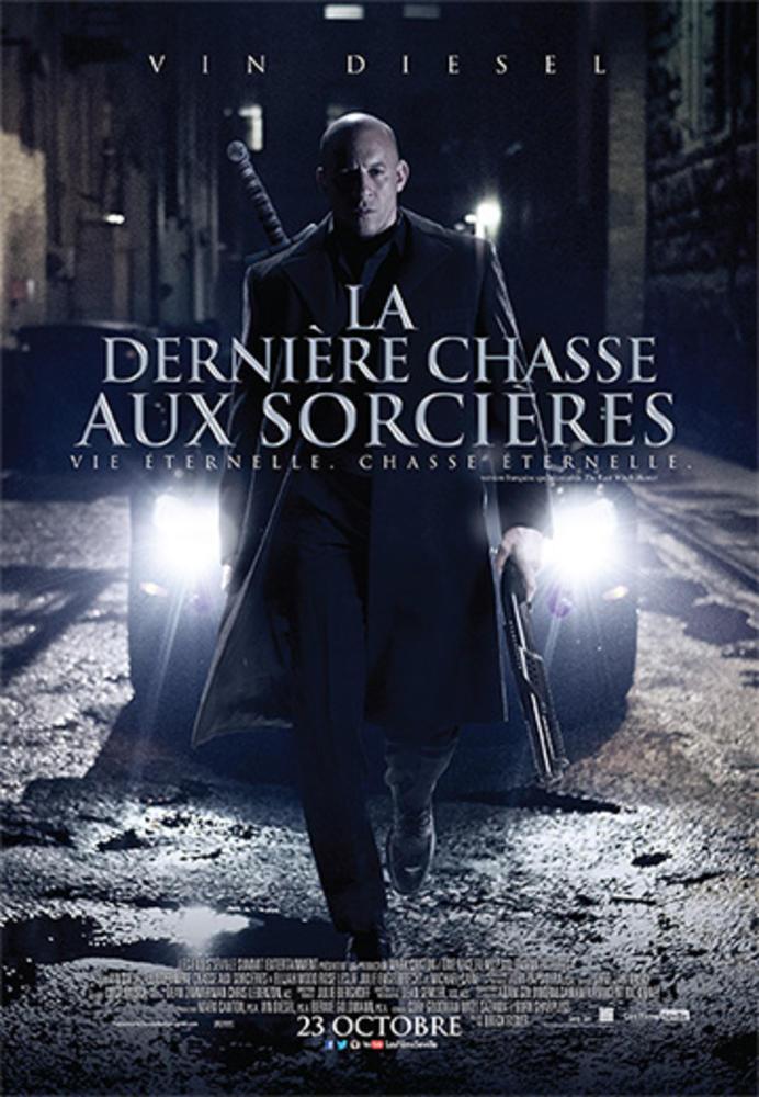 Le Dernier Chasseur De Sorcière : dernier, chasseur, sorcière, DERNIÈRE, CHASSE, SORCIÈRES, (2015), Cinoche.com