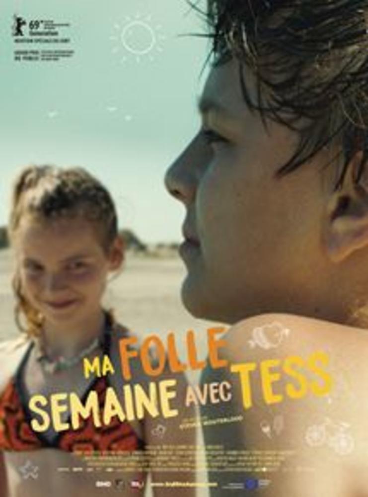 Ma Folle Semaine Avec Tess : folle, semaine, FOLLE, SEMAINE, (2020), Cinoche.com