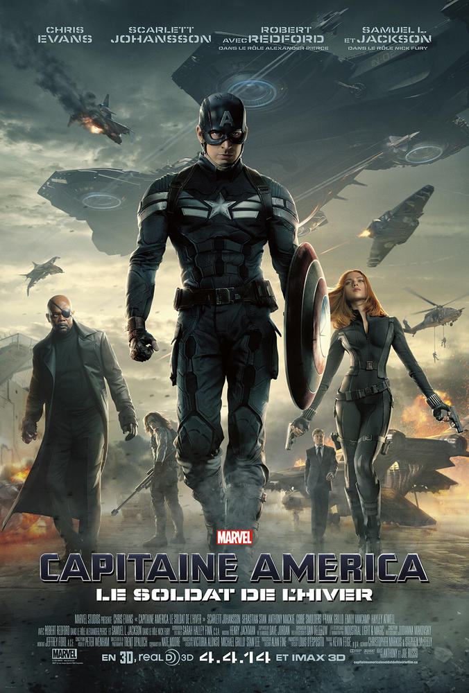 Captain America : Le Soldat de l'hiver streaming vf - 1mbed