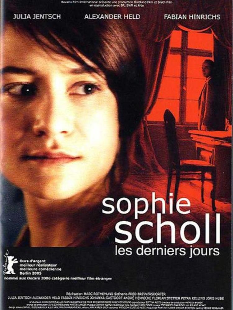 Sophie Scholl: Les Derniers Jours : sophie, scholl:, derniers, jours, SOPHIE, SCHOLL:, DERNIERS, JOURS, (2005), Cinoche.com