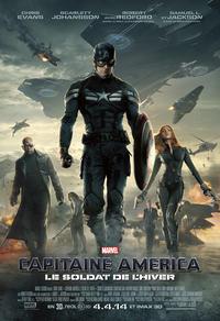 Captain America Soldat De L Hiver : captain, america, soldat, hiver, CAPITAINE, AMERICA, SOLDAT, L'HIVER, (2014), Cinoche.com