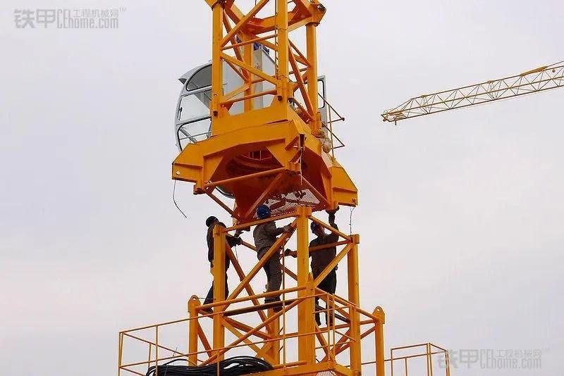 塔吊安裝的基本步驟與要求 你知道多少_鐵甲工程機械網