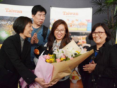 訪台旅行者1000万人達成、3年連続 昨年より1日遅く/台湾 | 観光 | 中央社フォーカス台湾