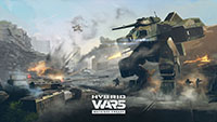 Hybrid Wars screenshots 02 small دانلود بازی Hybrid Wars برای PC