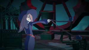 Screen shot-game-Little-Witch-Academia-Chamber-of-Time