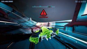 Screen shot-game- Antigraviator