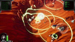 Screen shot of the game-Mars-or-Die