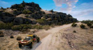 Screen Shot-Game-Dakar-18