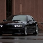 Bmw E46 Angel Eyes Wallpaper