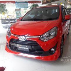 New Agya Trd 2008 Toyota Yaris Parts Jual Mobil 2017 1 2 Di Banten Manual Hatchback Merah