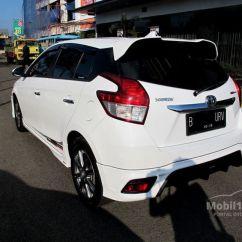 Toyota Yaris Trd Sportivo 2014 Spesifikasi Grand New Veloz Jual Mobil 1 5 Di Dki Jakarta Hatchback