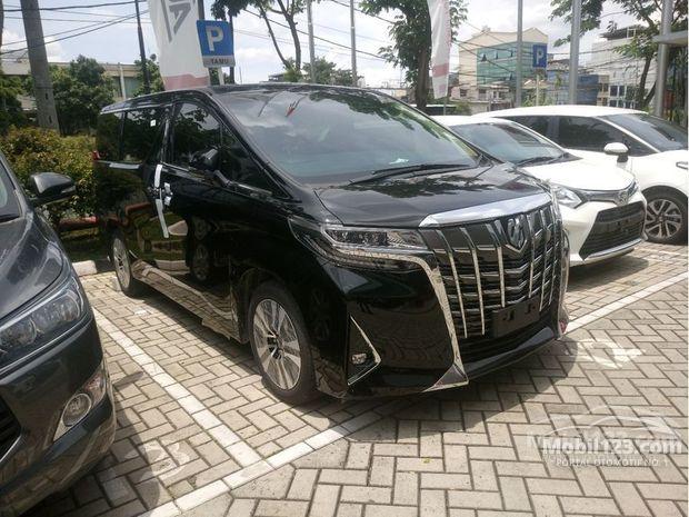 all new toyota alphard 2018 indonesia harga kijang innova venturer mobil bekas baru dijual di cikupa serang banten dari 2 mobil123