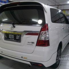 New Kijang Innova Luxury Toyota Yaris Trd Sportivo Bekas Bandung Jual Mobil 2015 V 2 0 Di Jawa Timur Mpv